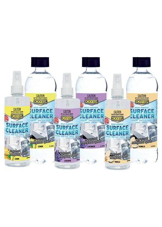 Diggers Multi-Purpose Surface Cleaner - Diggers Australia
