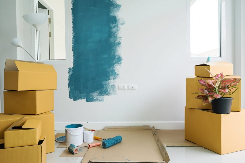 Diggers Paint Cleanup is a Must-Have for Home Renovations