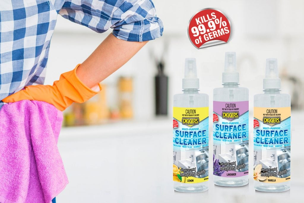 The Multi-Purpose Surface Cleaner Everyone Is Talking About