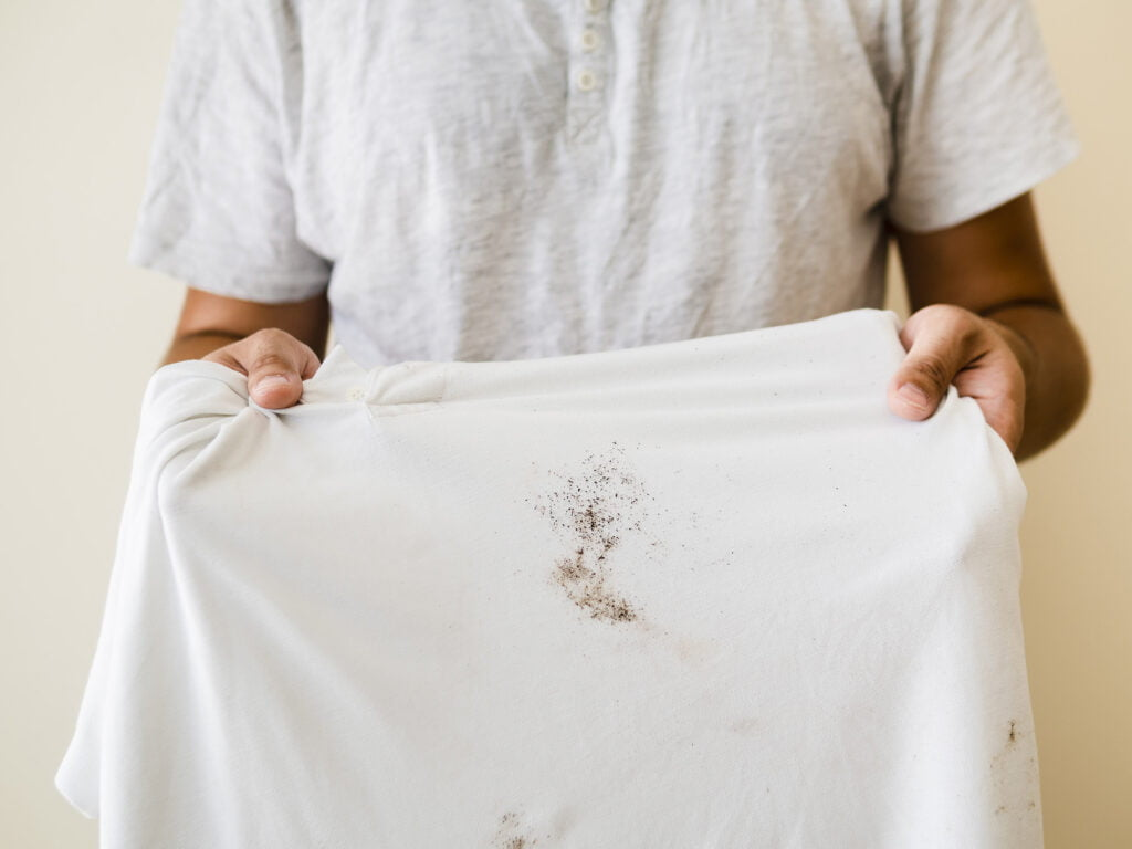 How to remove the toughest stains and rust around the home