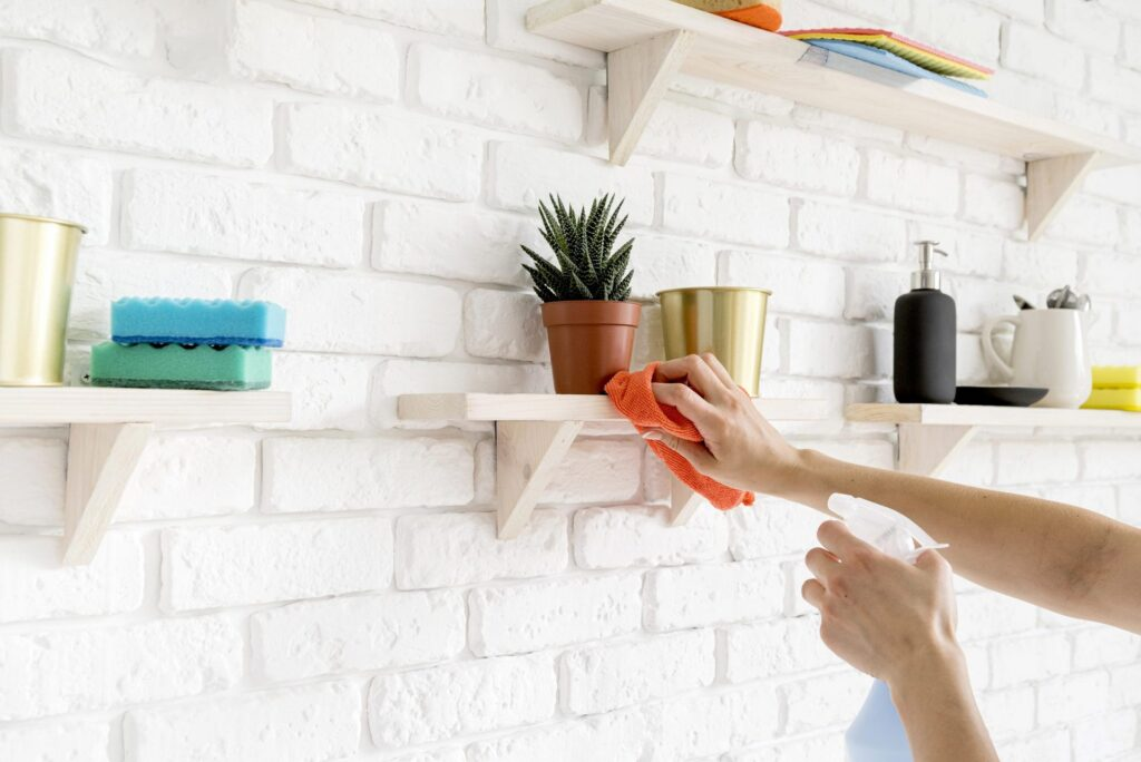 Cleaning tips: Are you cleaning before disinfecting?
